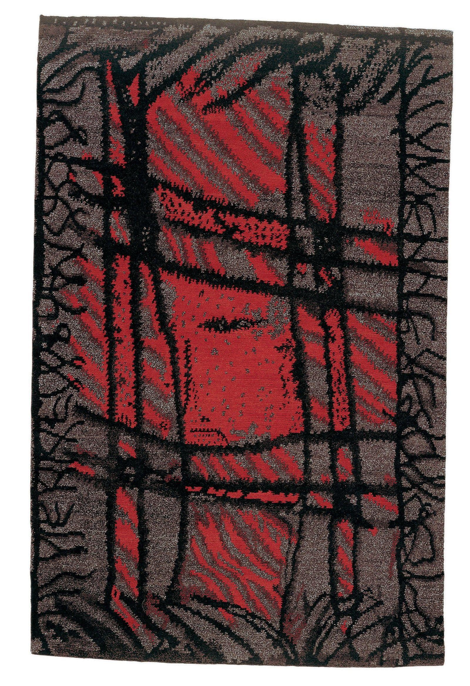 Tartan By Vivienne Westwood Hand Knotted Tibetan Wool