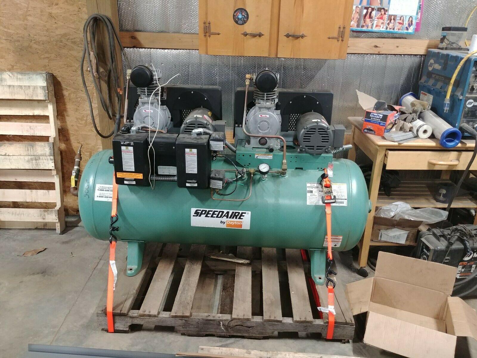 3 Phase Air Compressor in 2020 Air compressor, 80 gallon