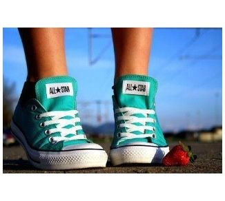 converse all star tiffany