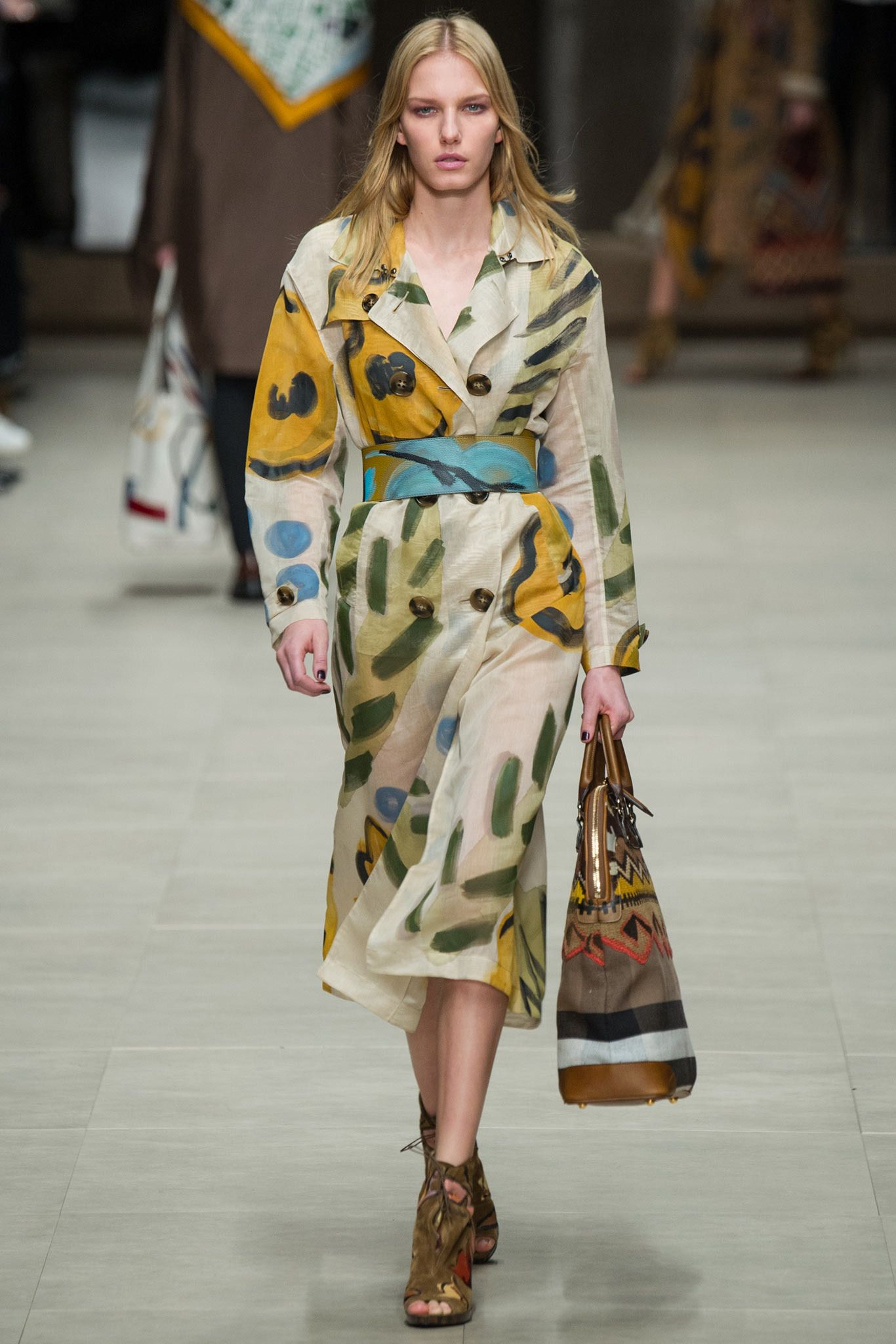 Fall 2014 Ready-to-Wear - Burberry Prorsum