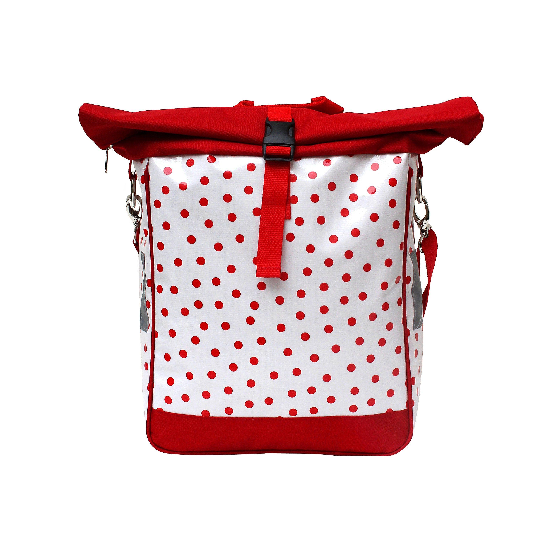 Ikuri Fahrradtasche Wasserdicht Gepacktasche Fur Frauen In