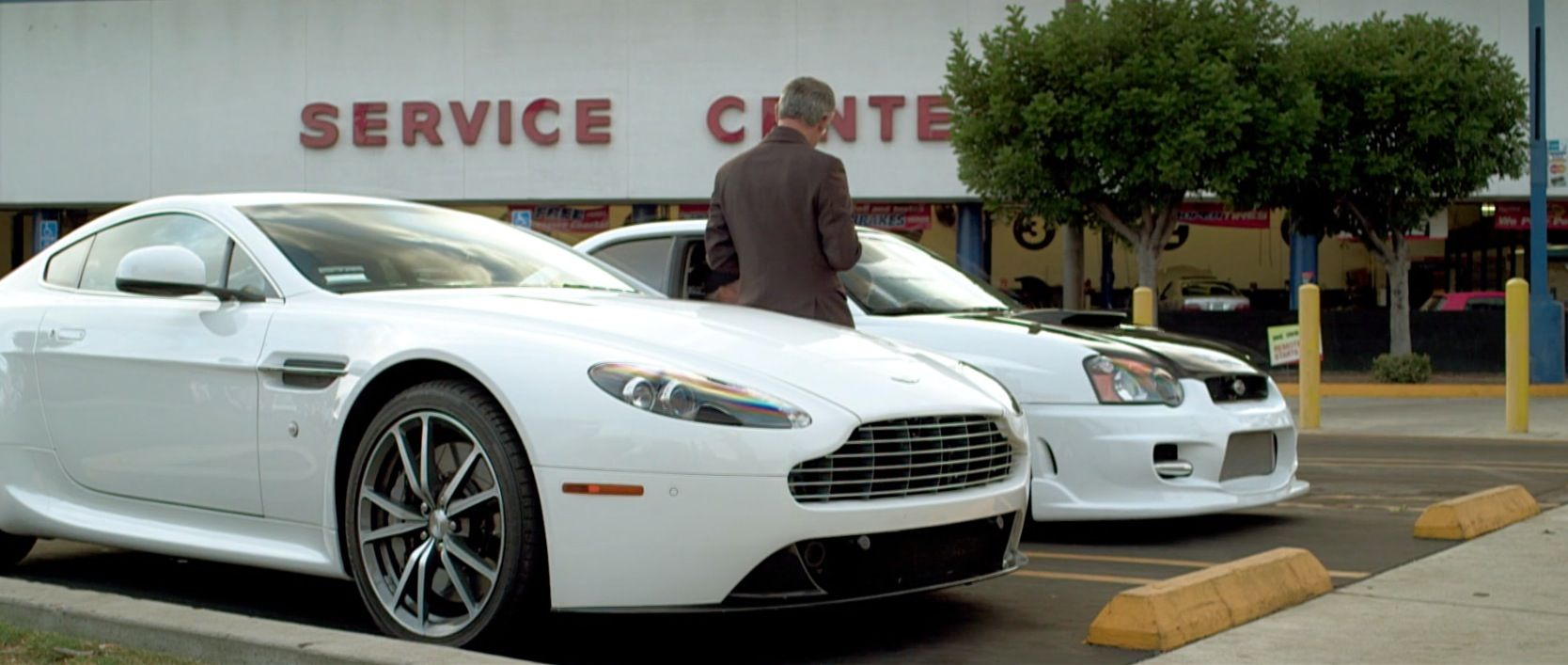 Aston Martin V8 Vantage (2011) car in BORN TO RACE: FAST TRACK ...