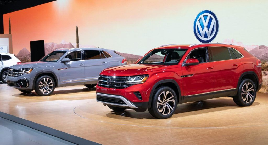 Canada's 2020 VW Atlas And Atlas Cross Sport Getting