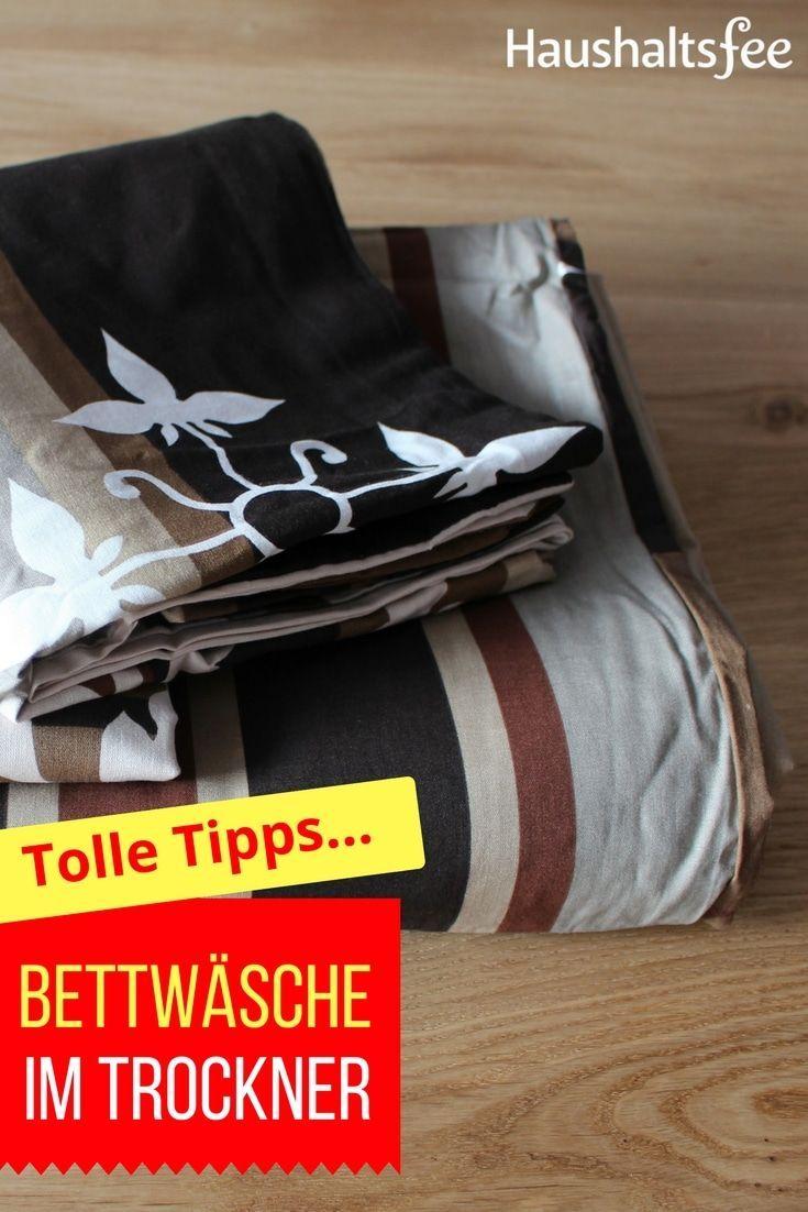 Bettwäsche Im Trockner Verknotet Was Ist Zu Tun Kleiderschrank