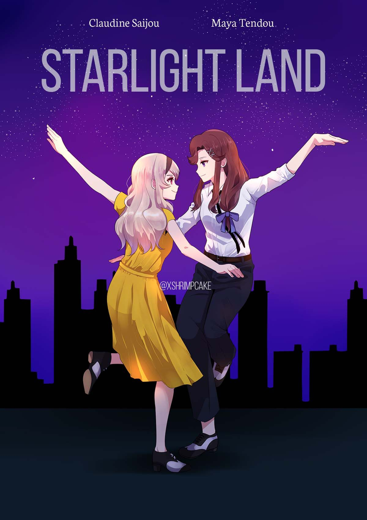 Pin by Becca on revue starlight Yuri anime, Anime