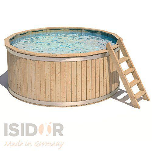 ifttt 1O4taUj ISIDOR Pool Holzpool Schwimmbecken