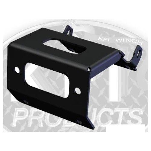 kfi winch mount kit for honda trx 420 rancher trx 500 foreman rh pinterest com