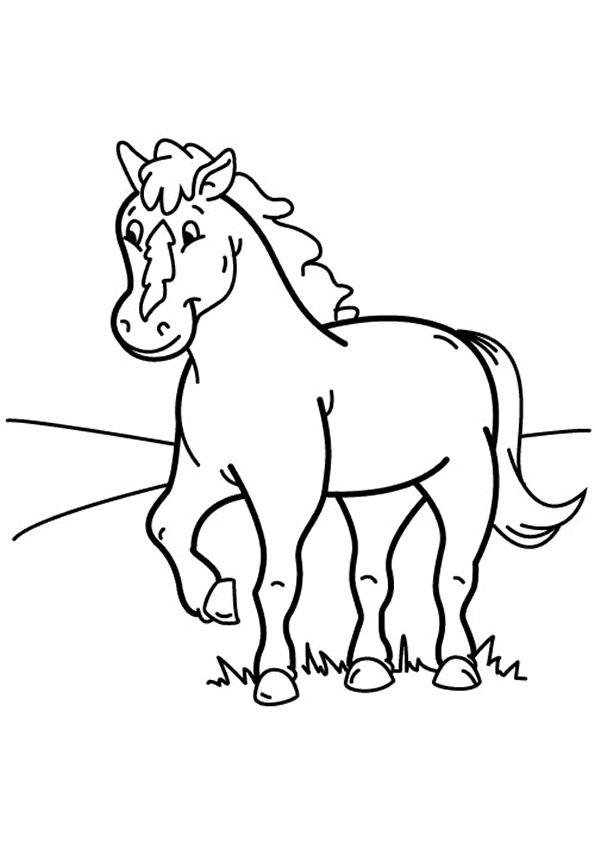 Kleurplaten Van Lieve Dieren.Paarden Zijn Zulke Lieve En Mooie Dieren Maar Er Een Mooie