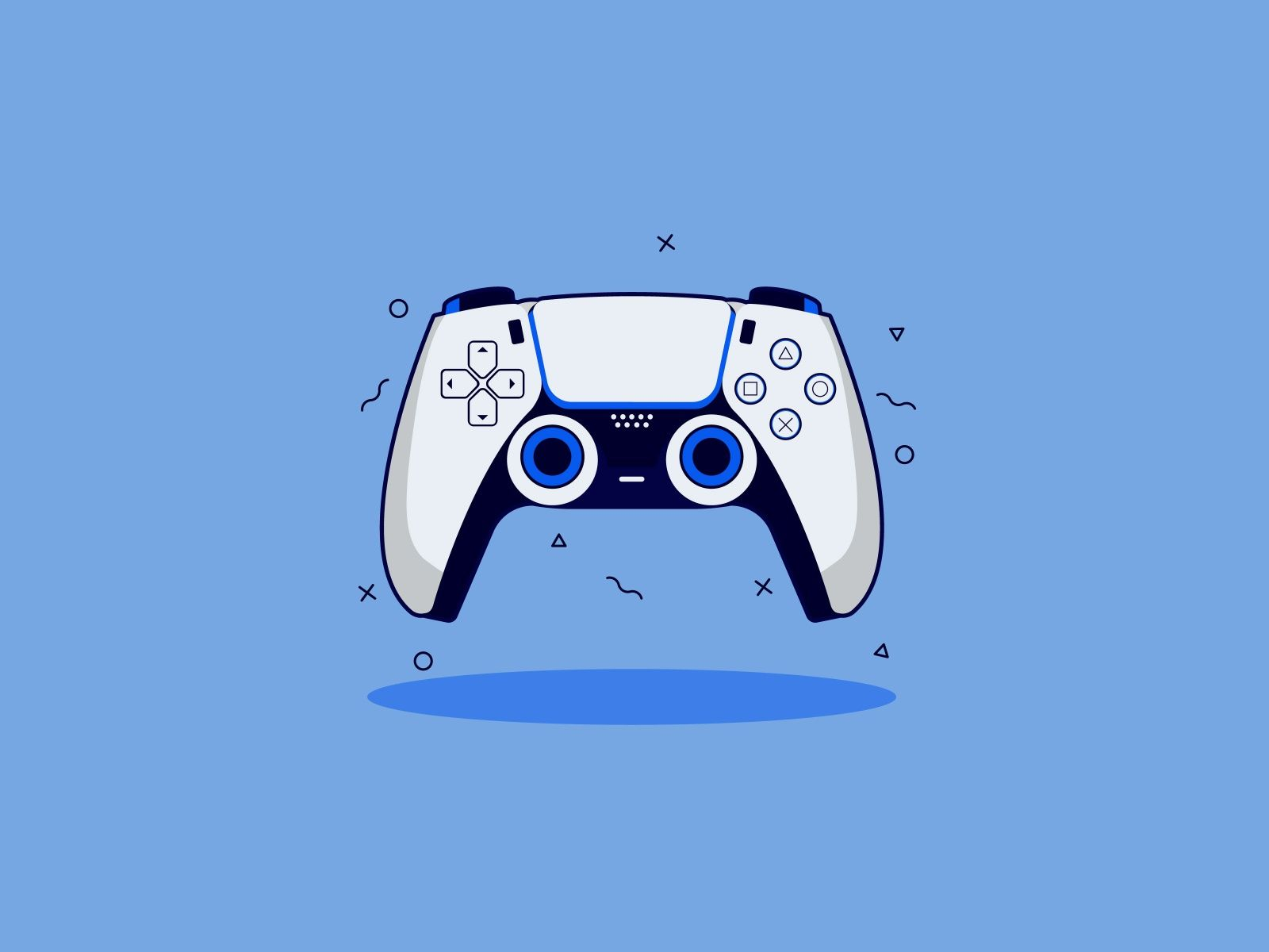 PlayStation 5 in 2020 Chibi body, Game wallpaper iphone