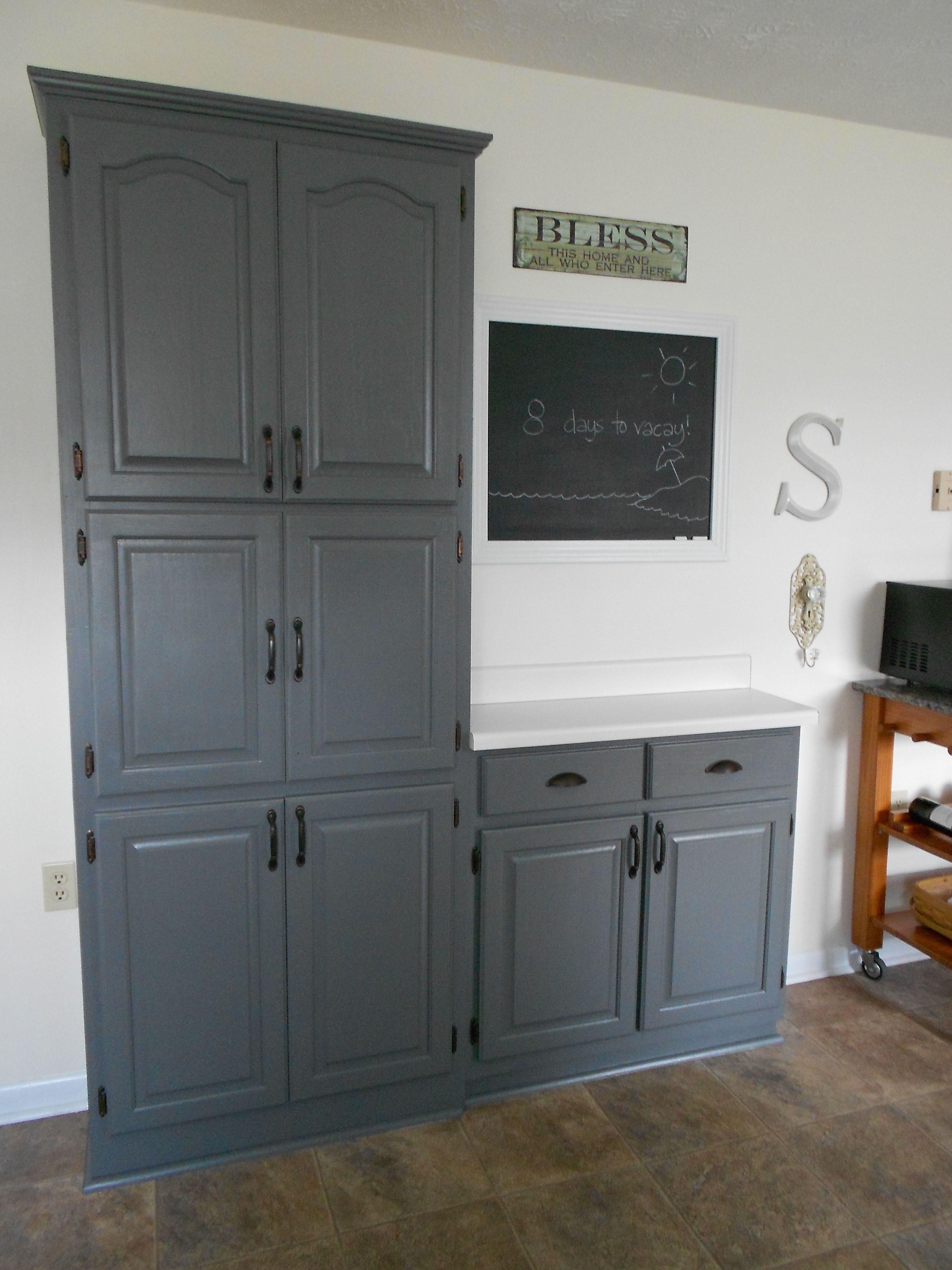 Benjamin moore amherst gray cabinets kitchen pinterest gray cabinets benjamin moore and - Gray kitchen cabinets benjamin moore ...