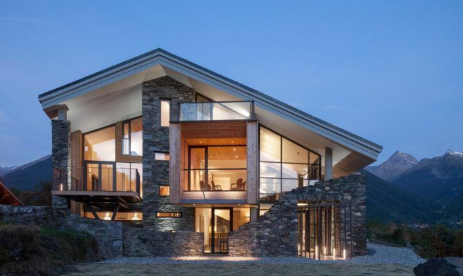 Fashionable Modern Mountain Home Gl Concrete Well ... on winery house plans, modern palace plans, unique house plans, traditional house plans, carriage house plans, modern business plans, modern house with windows, contemporary house plans, mediterranean house plans, modern triplex plans, modern italianate house plans, modern old house plans, modern craftsman house plans, colonial house plans, chic house plans, modern houses on the west coast, modern classic house plans, rustic home plans, cottage house plans, small house plans,