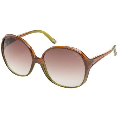53944ab00eab Electric Bibidahl Sunglass Crystal Green Brown Brown Gradient