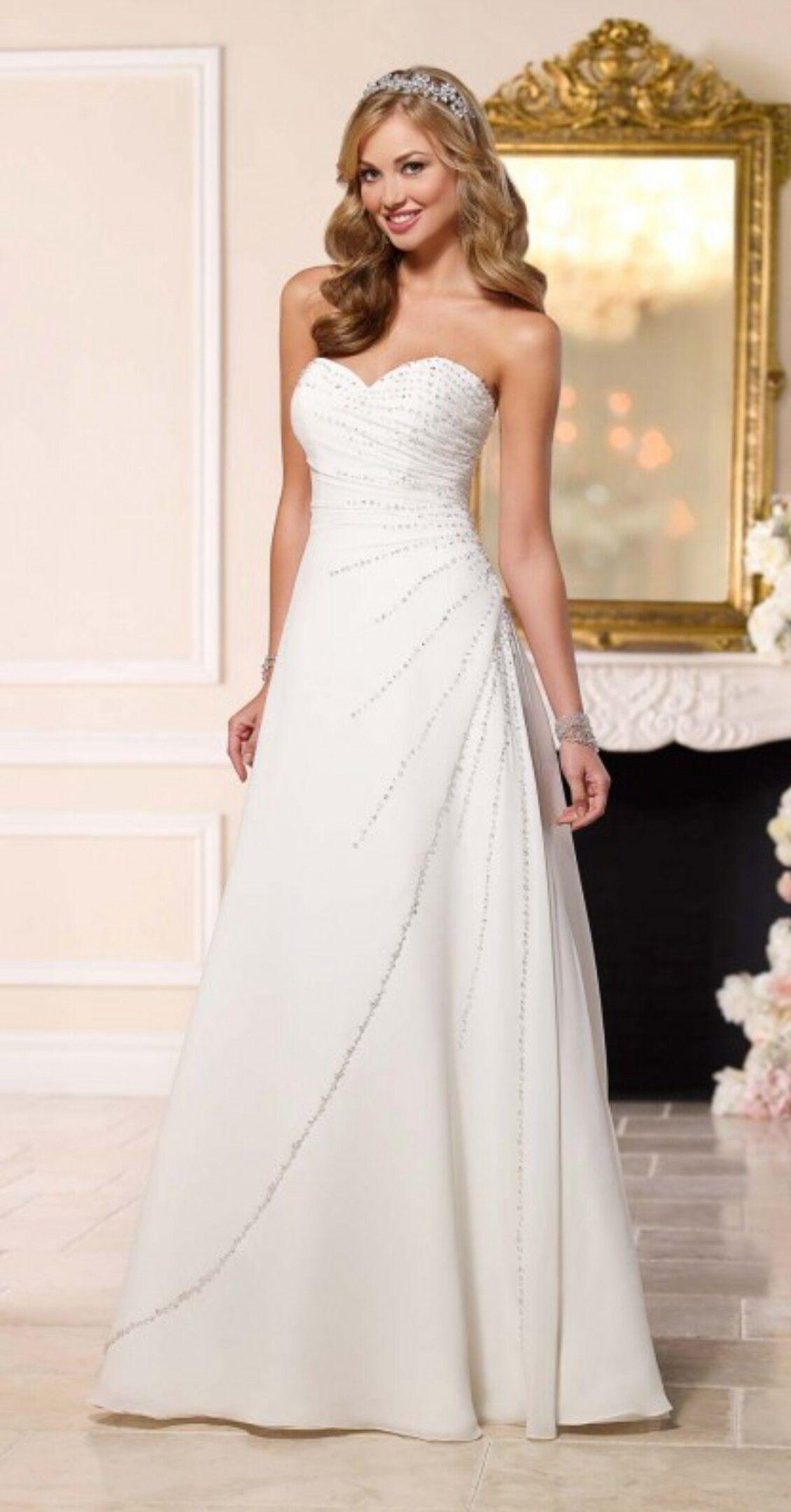 My Wedding Dress D Stella York 6261 Stellayork Wedding Weddingdress Bridal Br Bohemian Style Wedding Dresses Sparkly Wedding Dress Wedding Dresses Beaded