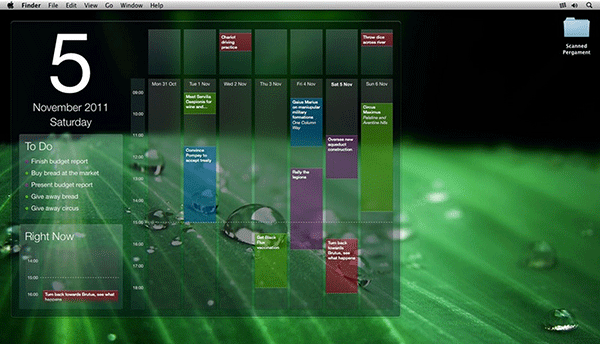 4 of the Best Calendar Apps for Mac Wallpaper app