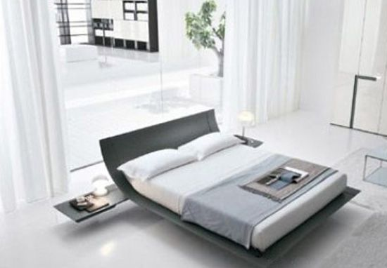 modern-bedroom-style-wave-bed-3 | architecture: furniture +