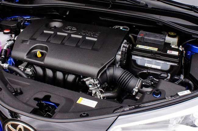 2018 Toyota C Hr Specs Engine Dengan Gambar