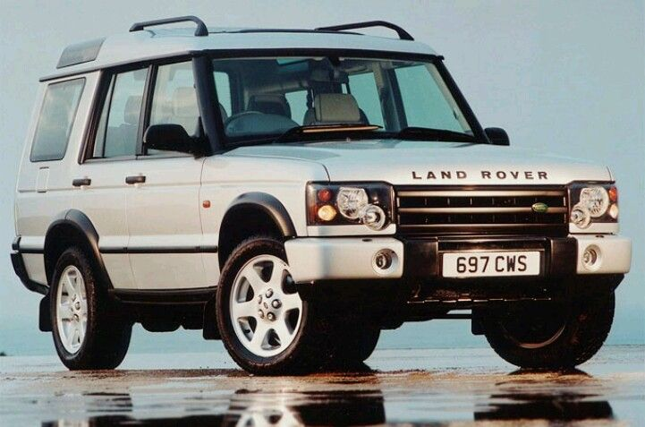 I want this exact Land Rover! I have no idea where my love for this came from :P