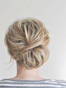e3744b9adaae Fru lycklig: Håruppsättning till bröllopet | hår | Uppsättning hår ...