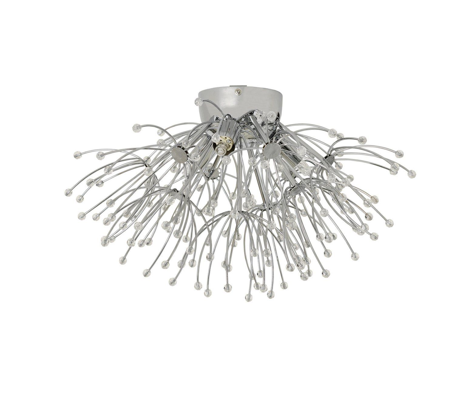 Buy Collection Floella 3 Light Beaded Ceiling Light at Argos.co.uk ...
