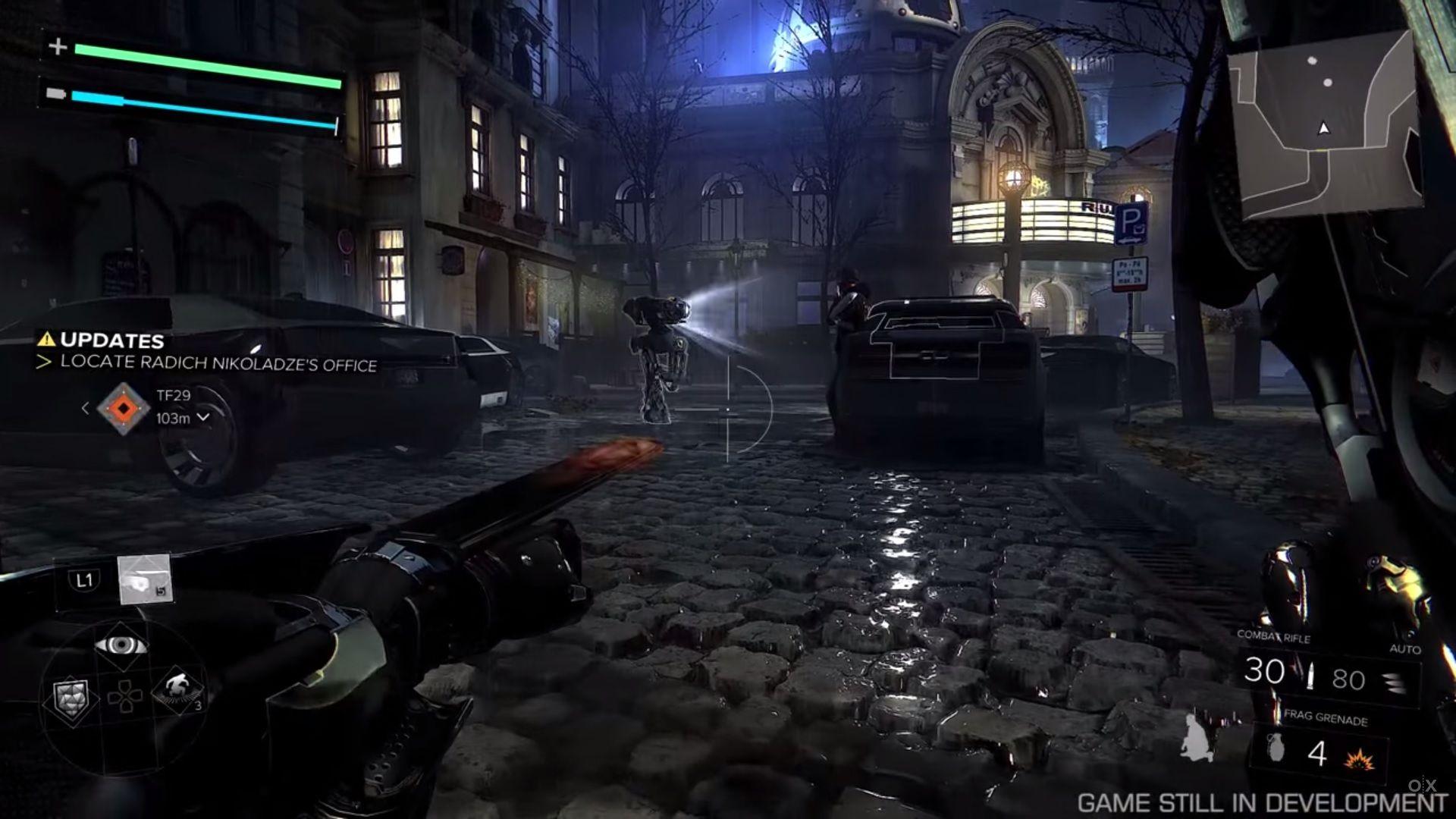 Watch Deus Ex Mankind Divided New Gameplay Video Deus Ex