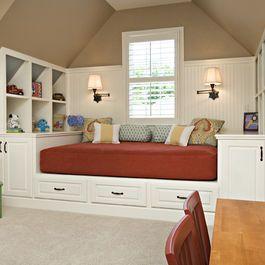 Awesome Idea for a Bonus Room