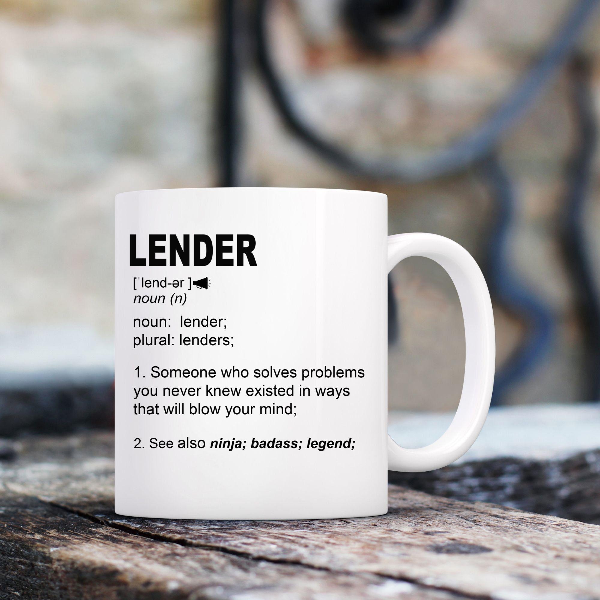 Lender gift loan officer gift realtor gift mortgage etsy
