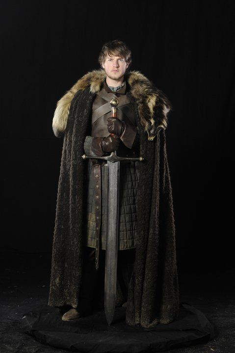 Game of Thrones inspired - love the great cloak