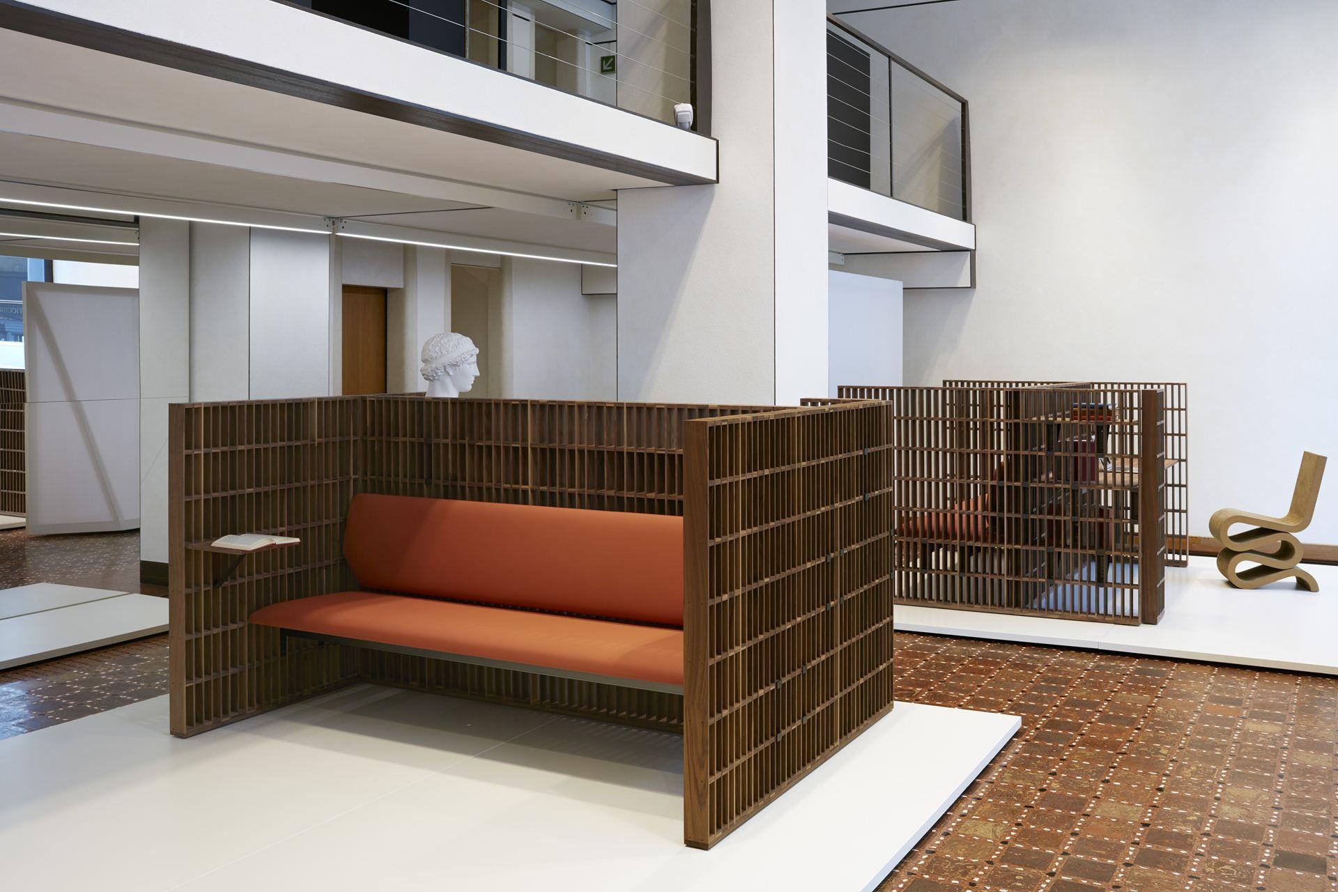 Unifor - arredo ufficio, UniFor Showroom Milan , sedie per ...