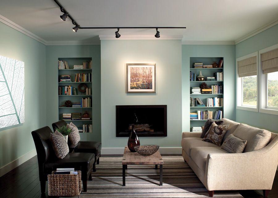 10+ Track lighting living room ideas in 2021