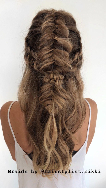 Boho braids you dream of Boho braids, Hair salon, Braids