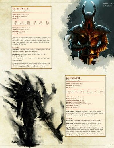 Pin by Dylan McLean on Dark Souls Monsters for D&D by Braggadouchio