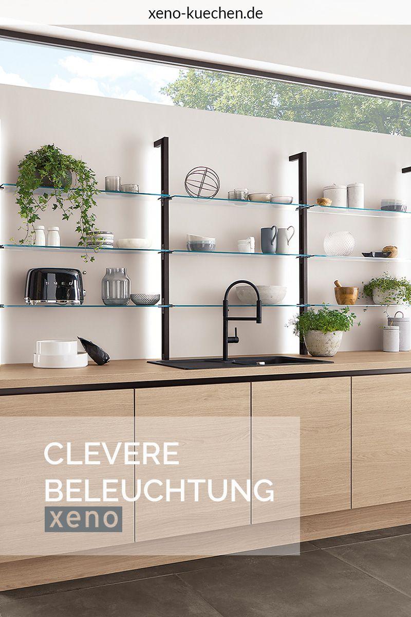 Photo of Mit den neuen Beleuchtungsmodellen wird die Küche zum Highlight und wirkt insge…