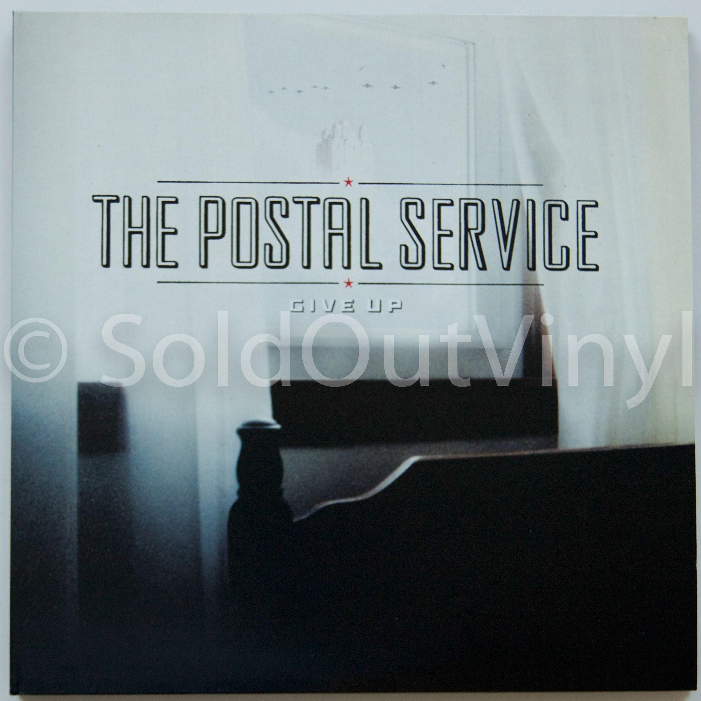 The Postal Service - Give Up Vinyl - Loser Kid Edition 3xLP — SoldOutVinyl