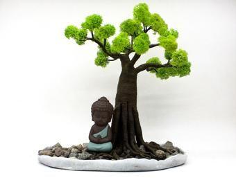 Artículos similares a 15% Off Creative Resin Decorative Succulent Plant Pot for Fairy Garden Desktop Flower Pot Home Garden DecorationGarden Decoration en Etsy