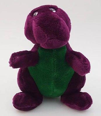 1990-Dakin-Barney-The-Dinosaur-Backyard-Gang-First-Ever ...