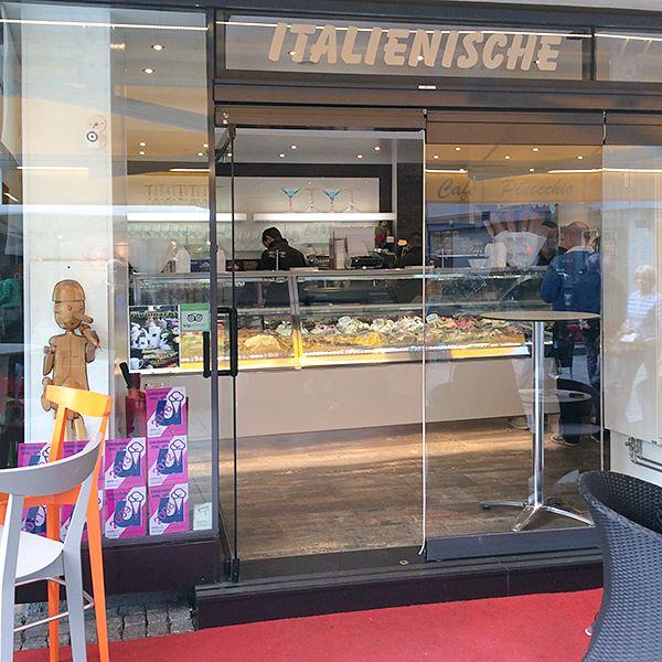 """Il #gelato di Pinocchio tra i """"briganti di Bregenz!"""