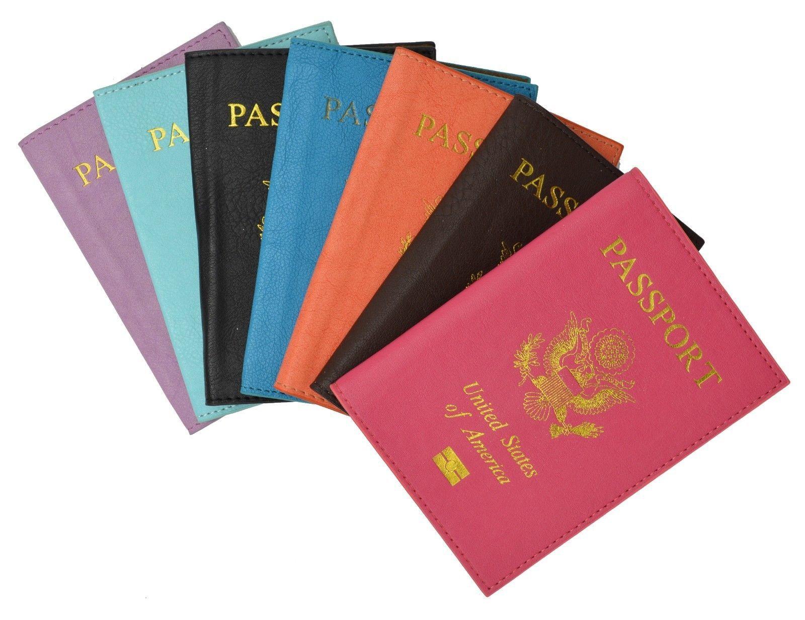 New Travel Wallet Passport Cover Holder/_ MINI JOURNEY NO SKIMMING passport ver.3