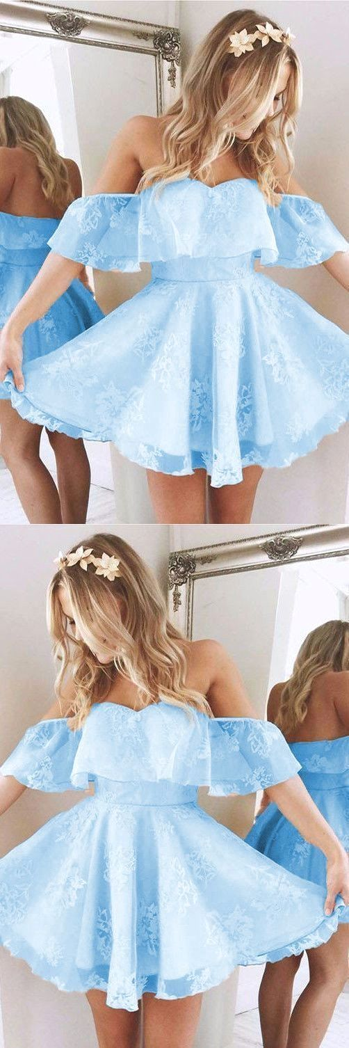 We have you covered for Class dance with these variety of well designed nightfall bridal gowns, stunning tinsel, little optimal clothes and backless beauties inside the hottest pieces.  #homecomingdressesshort
