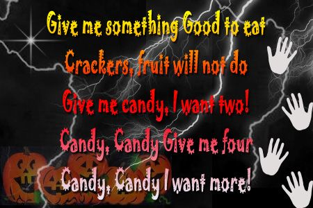 Elegant Trick Or Treat Quotes