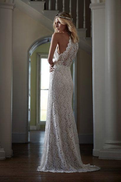 Bhldn Mina Gown In Bride Wedding Dresses At Bhldn Wedding