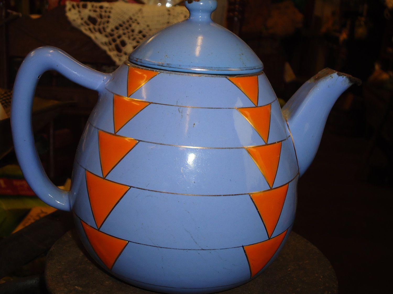 German Teapot
