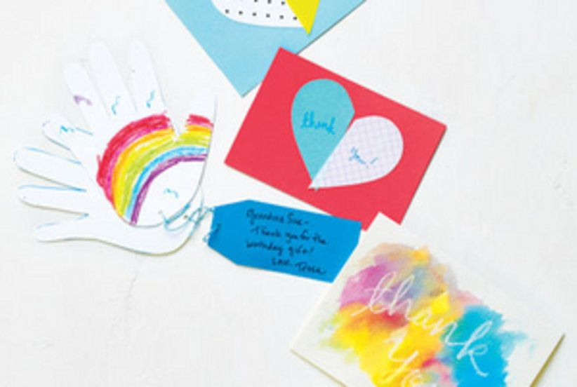 Tips For Writing ThankYou Notes With Kids  Note And Parents