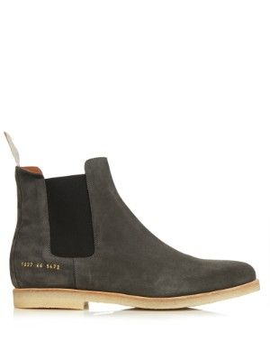 8d562dcb4dd7 Suede chelsea boots