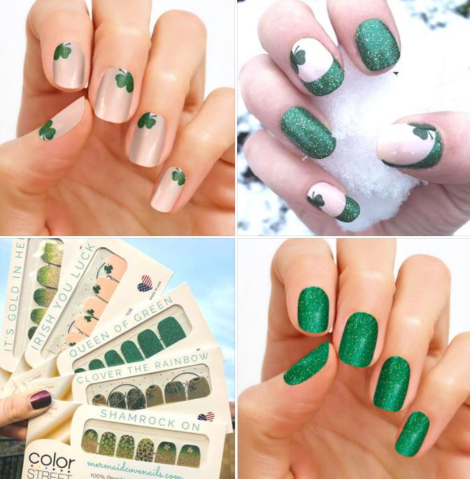 irish you luck color street nails #irish #you #luck #color #street #nails & irish you luck color street nails