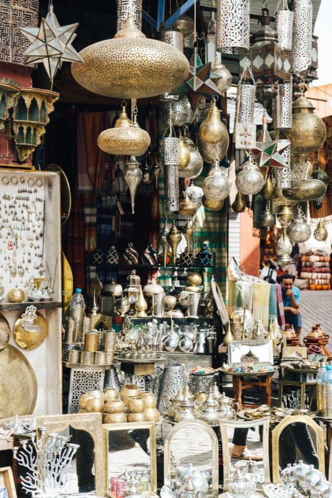 Marrakesch Sehenswürdigkeiten & Tipps für alleinreisende
