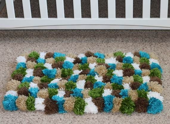crafty design teal area rug. These 20 DIY Area Rugs Will Add A Pop of Color and Texture To Your Home