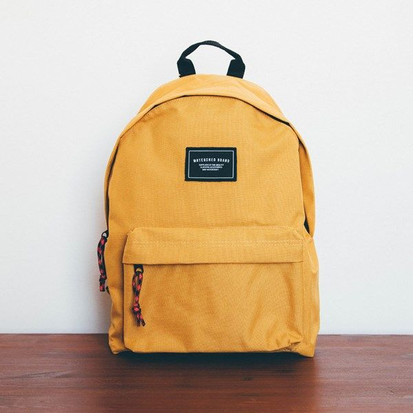 cool yellow backpack school in 2018 pinterest backpacks