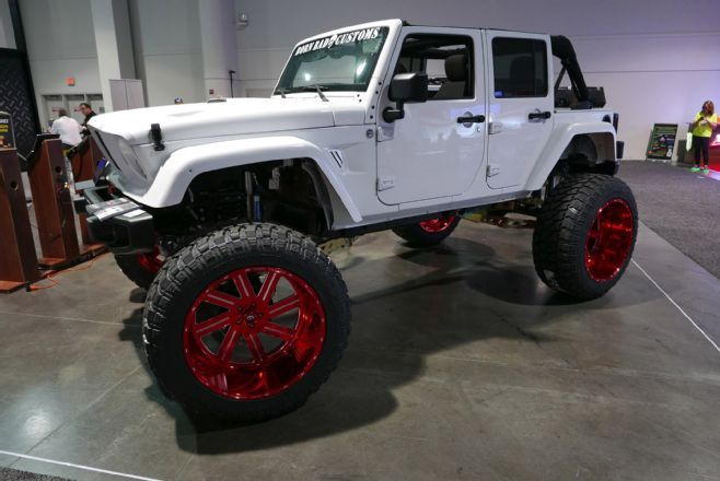 The 2017 Sema Show May Have Collected Most Jeeps Ever In A Single Event We Them All Here For You