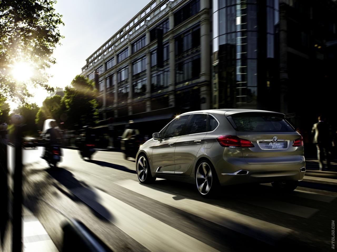 2012 BMW Concept Active Tourer | BMW | Pinterest | Bmw concept and BMW