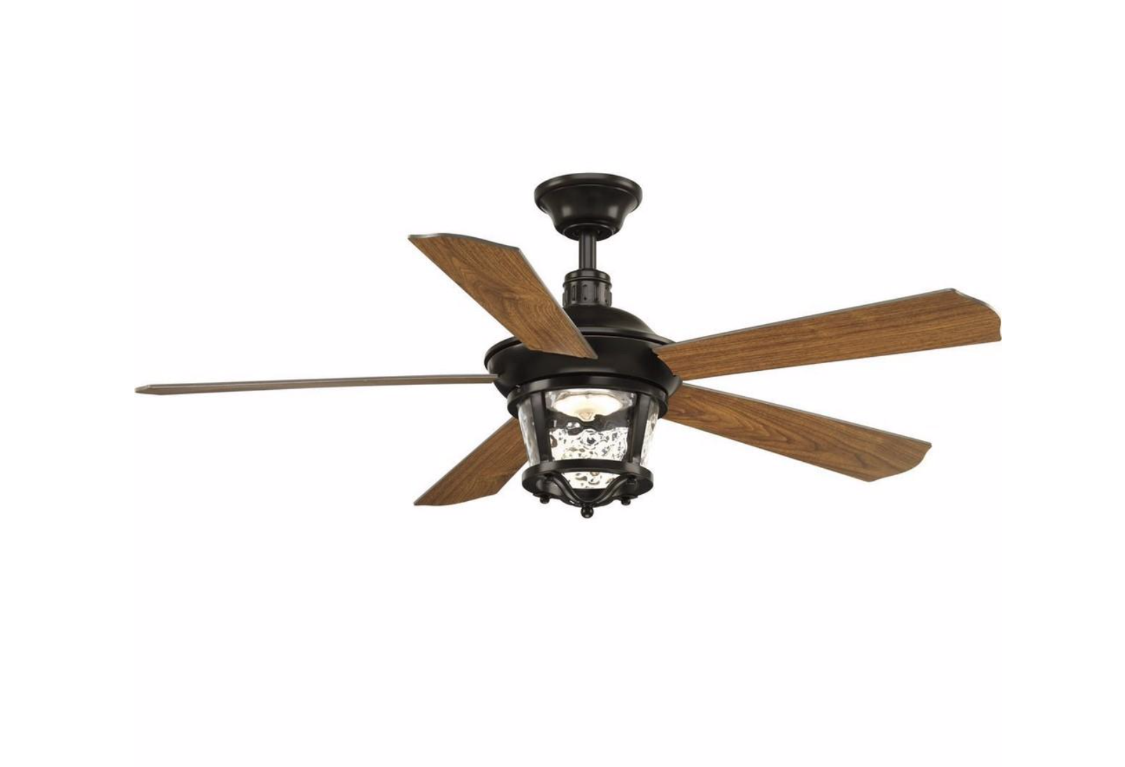 This 52 Smyrna Ceiling Fan Features An Led Light Source Offering